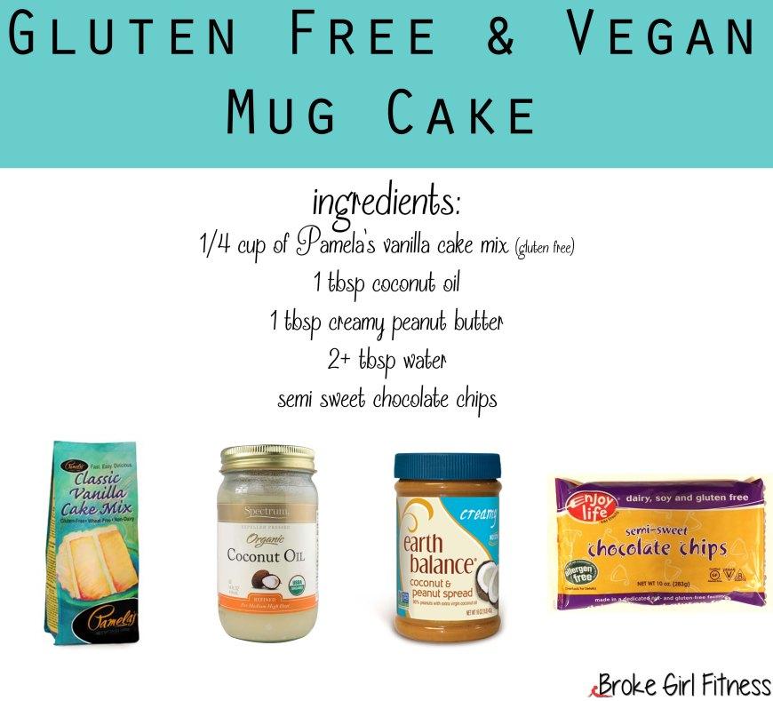 Doctored Gluten Free Cake Mix